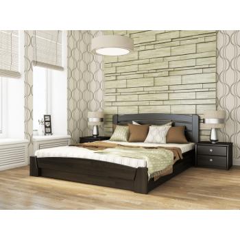 Кровать Селена Аури 160*200 щит