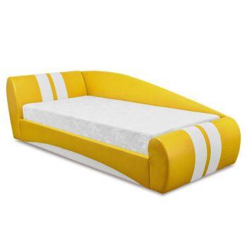 Кровать Вика Драйв 90x200 с матрасом и подъемным механизмом