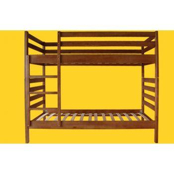 Детская двухъярусная кровать Тис Трансформер 1 80x190 Сосна