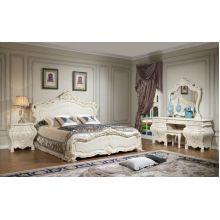 """Спальня классическая """"Венеция"""" белая"""