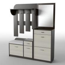 Прихожая-15 Тиса-мебель