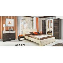 Кровать Bog Fran Allesia 140x200 см