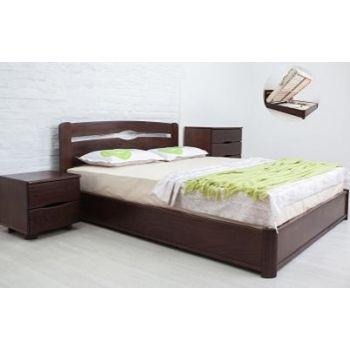 Кровать Мария Каролина (Бук) 1,6 с подъемным механизмом