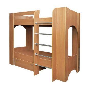 Двухъярусная кровать Пехотин Дуэт-2