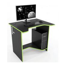 Стол геймерский  ZEUS™ Sputnik черный-лайм