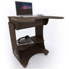Стол для ноутбкука (игровой) ZEUS™ KOMBI-X, Венге