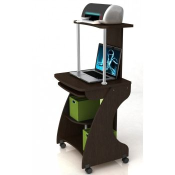 Компьютерный стол Comfy Home Davos-2 (SDK-5)