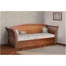Детская кровать Микс мебель Адриатика 80x190 с ящиками