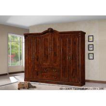 Шкаф распашной 6D+2DRW 6-ти дверный