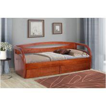 Детская кровать Микс мебель Бавария 80x200 с ящиками