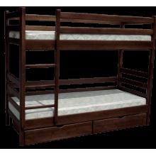 Двухъярусная кровать Юта Засоня 80x190