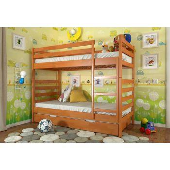 Детская двухъярусная кровать Рио 80x190 Сосна