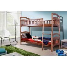 Детская двухъярусная кровать Микс мебель Кира 80*200