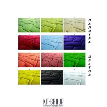 Ортопедический матрас Art Color 120*200