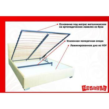 Кровать Гера с подъемным механизмом 160x200