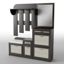 Прихожая-16 Тиса-мебель