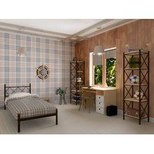 Кровать SKAMYA Тис Домино 80x200