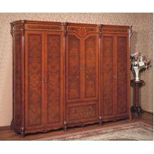 Шкаф распашной V0801 6-и дверный
