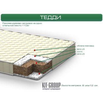 ItalFlex Teddi-8 70*140