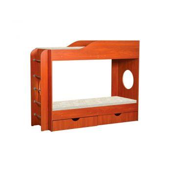 Двухъярусная кровать Пехотин Тандем 80x190