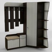 Прихожая-17 Тиса-мебель