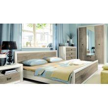 Спальня Gerbor/BRW КОЕН 2 сосна