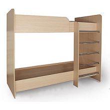 Кровать MatroLuxe MatroLuxe двухъярусная 80*190