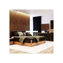 Кровать MiroMark Рамона с мягкой спинкой