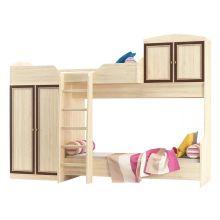 Кровать-горка Мебель Сервис Дисней 80x200