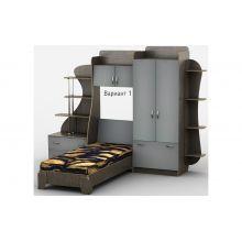 Кровать-горка Тиса Мебель Д5/1 80x190
