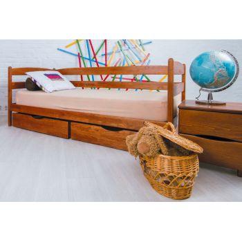 Детская кровать Мария Ева 70x140 с ящиками