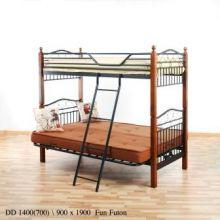 Кровать Onder Mebli Fun Futon (70/140) 90x190