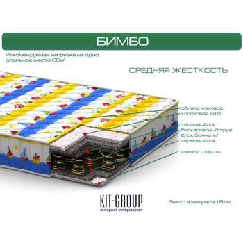 Ортопедический матрас BIMBO 80*160